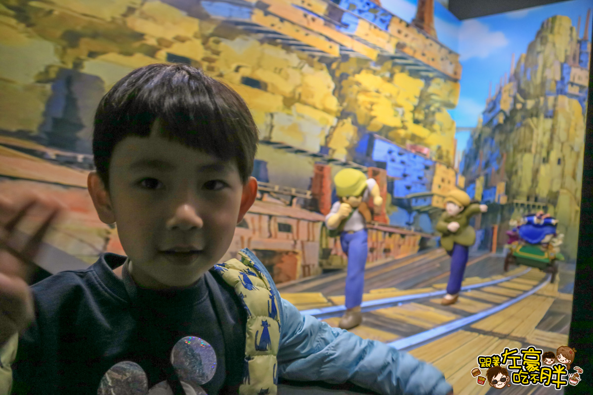 吉卜力的動畫世界特展-23