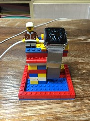 Apple Watch Stand - LEGO