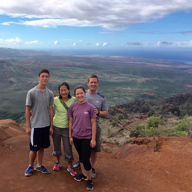 Overlook #kauai #outfitterskauai #waimeacanyon