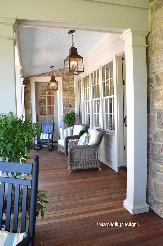 Southern Living Idea House Porch-Housepitality Designs