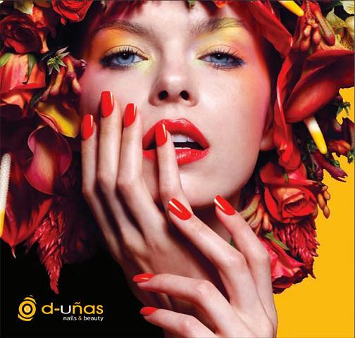 d-uñas, visual