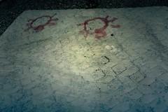 Abandoned Graffiti Bedbugs