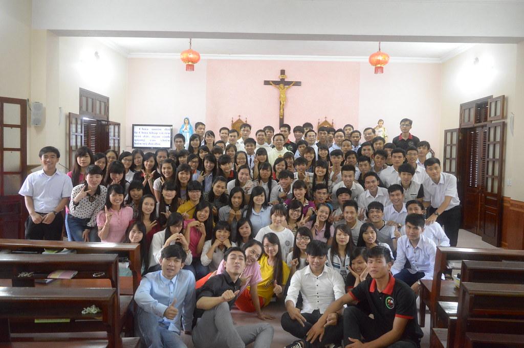 Chương trình Trại hè 2015 nhóm SVCG Phát Diệm