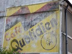 Publicités murales