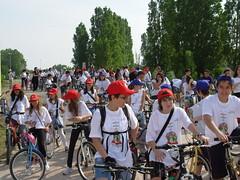 a.s. 2011 2012 Biciclettata fiume Uso