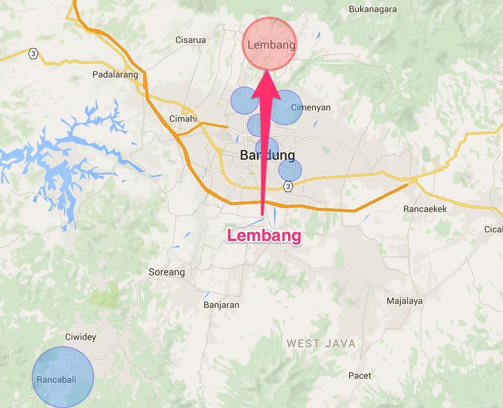 Lembang-area