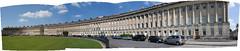 Bath: Royal Crescent Panorama