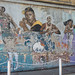 Faded Mural - Sports Heros 2