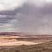 Monsoon Over The Painted Desert