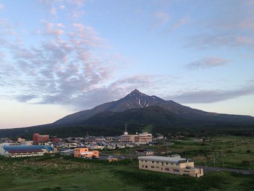 rishiri-island-sunset-observatory-mt-rishiri