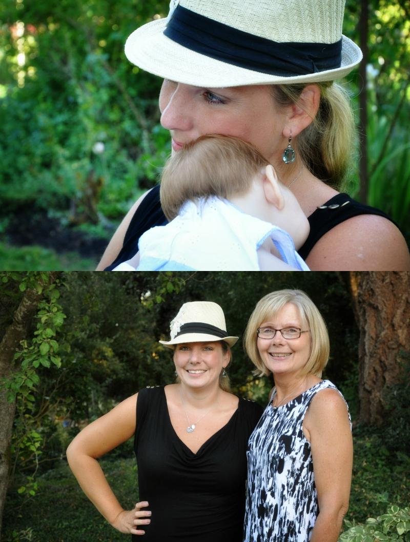Lindsay and Debi @ Mt. Hope Chronicles
