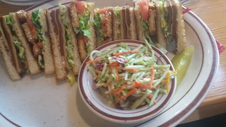 Club Sandwich from Wayward