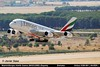 Emirates  Airbus A380-861 (A6-EDK) by Spotter Javiersz