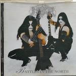 IMMORTAL BATTLES IN THE NORTH MISPRINT (CD)