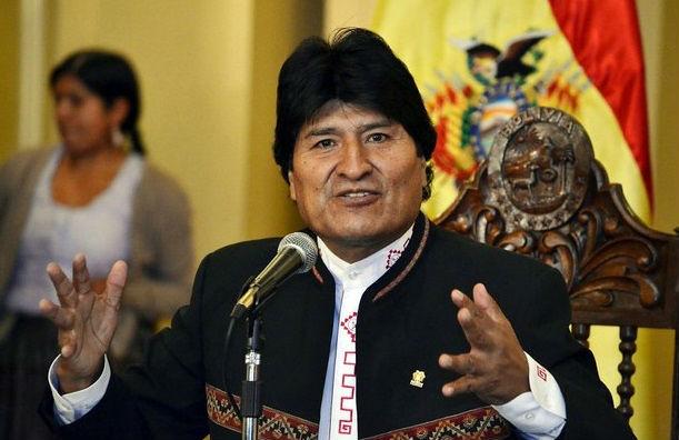 Evo Morales busca mejorar relaciones diplomáticas con EU