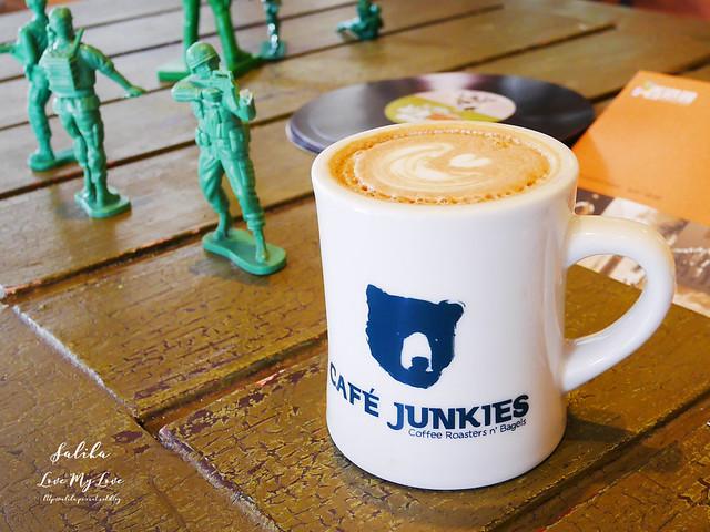 台北小巨蛋站附近咖啡館餐廳小破爛咖啡CAFE JUNKIES (21)