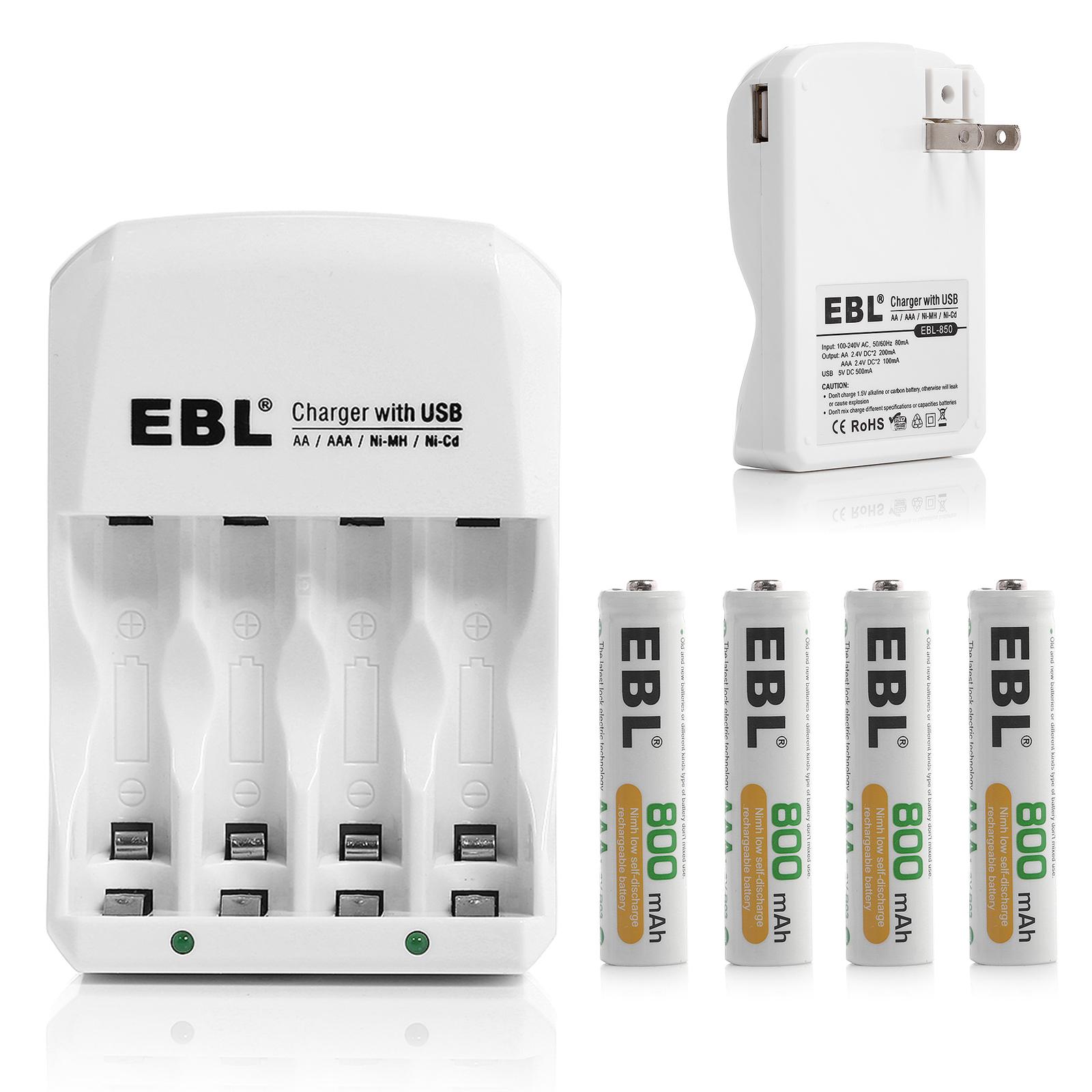 EBL Battery