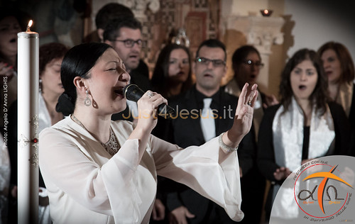 2016 Alpha & Omega - Chiesa S. Nicola di Myra, Lecce