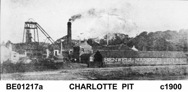 Benwell Colliery (1766 - 1938)