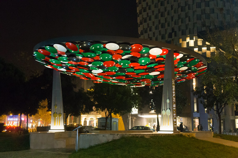 Friendship Monument - Tirana