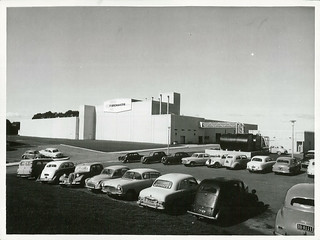 Fibremakers Ltd. Wiri, Papatoetoe District, Auckland (1965)