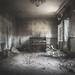 URBEX- Chateau Mussard by Jerome Jourdain Photographe