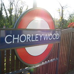 Chorleywood Sign