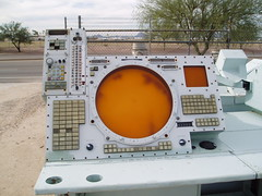 Surplus radar scope, Tucson, AZ