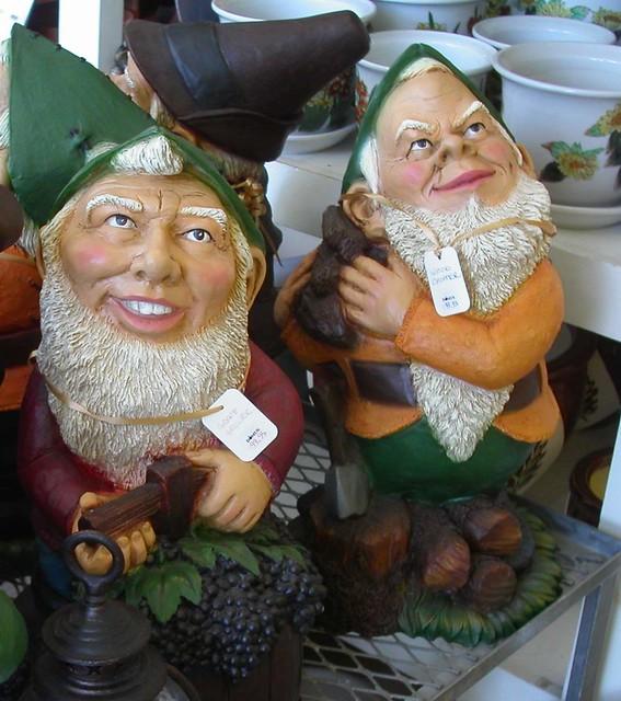 Happy Gnome Evil Gnome Flickr Photo Sharing