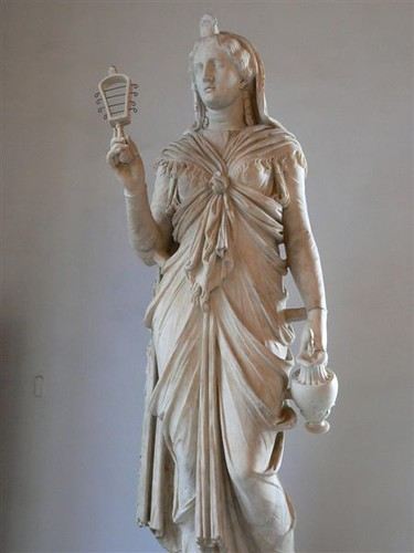 Statue of Isis Hadrianic period (117-138 CE) Marble
