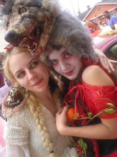 nina and the shewolf