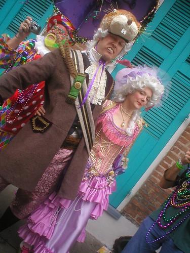 lord and lady beaverton
