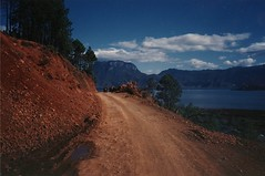 Lugu Lake road, Yunnan | by muti konka