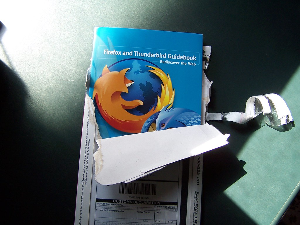 Firefox & Thunderbird Incoming