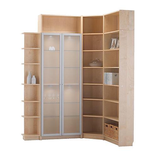 Corner bookcase | Flickr - Photo Sharing!