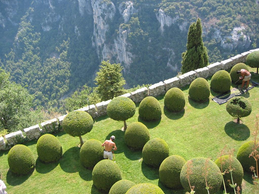 Gourdon's Garden - Provence - France