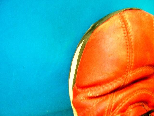poor old sneaker, Panasonic DMC-LC80