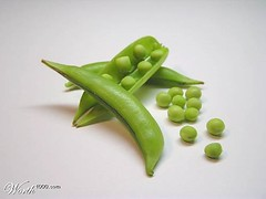 pea, vegetable, food,