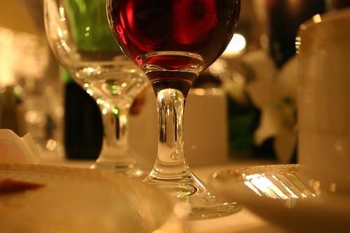 Cómo catar un vino tinto