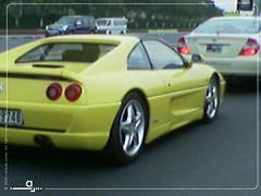 ferrari 575m maranello(0.0), race car(1.0), automobile(1.0), vehicle(1.0), performance car(1.0), ferrari f355(1.0), land vehicle(1.0), luxury vehicle(1.0), supercar(1.0), sports car(1.0),