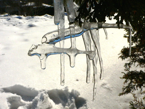 Icicles | by zalgon