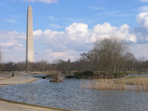 More Washington Monument pix