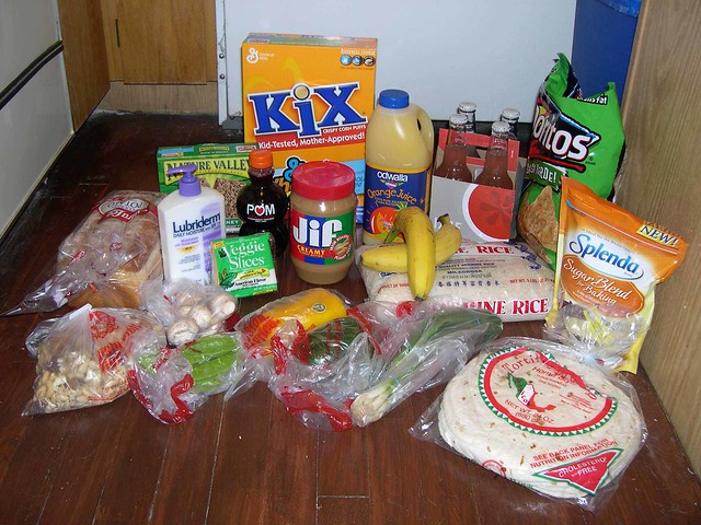 Groceries - Flickr - Photo Sharing!