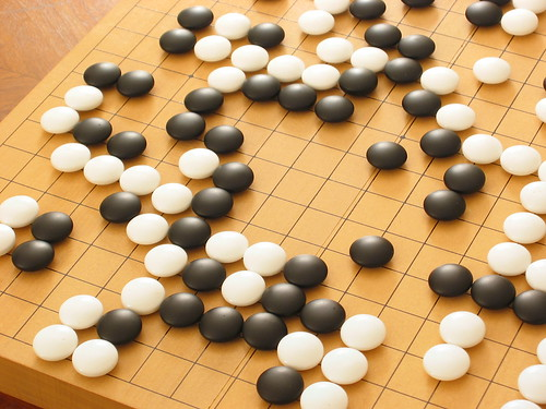 Another game of Go