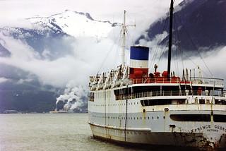 Laid up, British Columbia