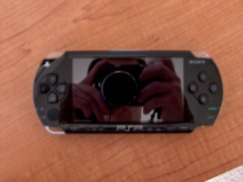 sony psp game