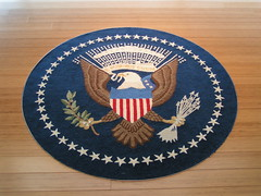 Presidential Seal Carpet