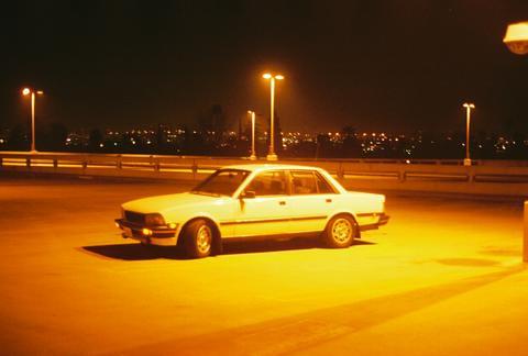 1986 Peugeot 505 Turbo