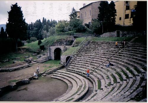 Fiesole, Roman amphitheatre