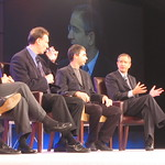Cable panel - Larry Page (google), Brian Roberts (comcast)